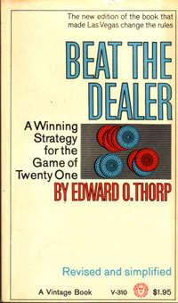 Edward Thorp - Beat the Dealer